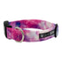 Pink Galaxy Dog Collar