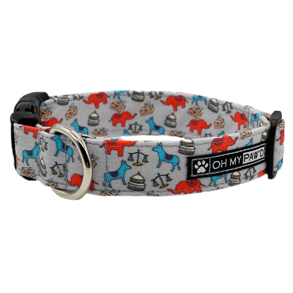 Political Dog Collar