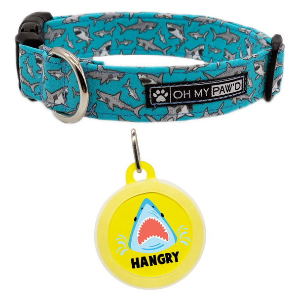 Hangry Dog ID Tag