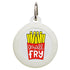 Small Fry Dog ID Tag