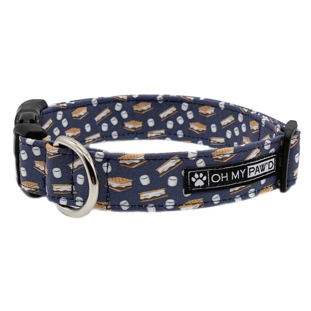 S'mores Dog Collar