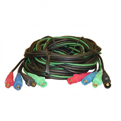 SET 25' #2 BANDED CABLE