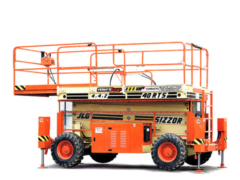 SCISSOR LIFT 4394RT