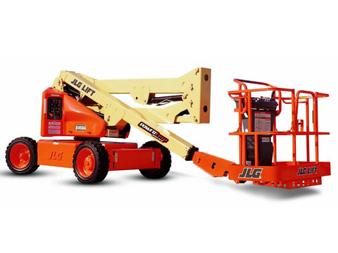 Articulating Boom Lift (Diesel)