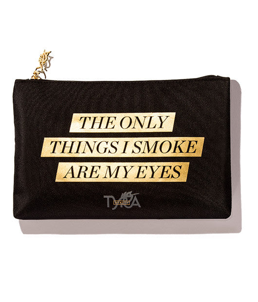 NO IFs, ANDS OR BUTTS | Cosmetic Bag