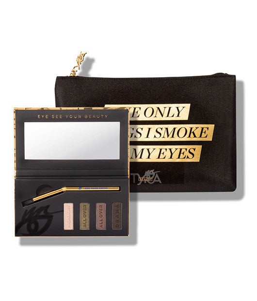 THE SMIZE SET | Eyeshadow Palette + Cosmetic Bag
