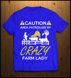 Crazy Farm Lady