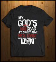 My Gods NOT Dead!