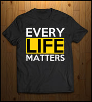 Every Life Matters!