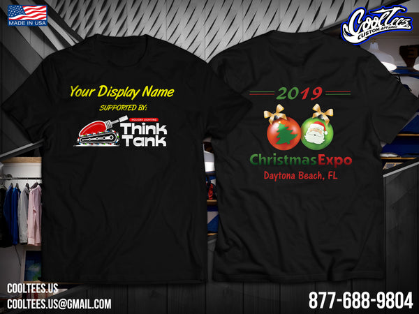 Christmas Expo Shirt [Think Tank]
