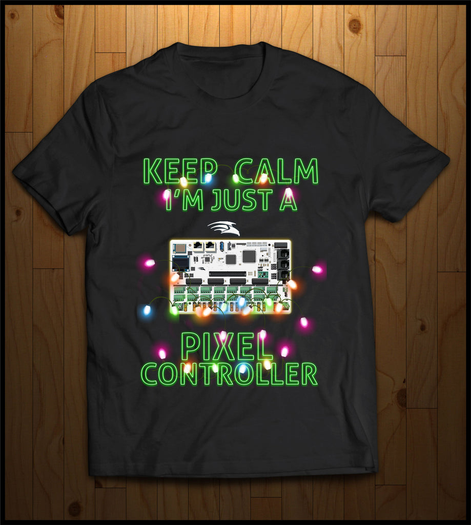 Keep Calm, I'm just a Pixel Controller