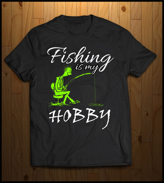 Fishing is my Hobby