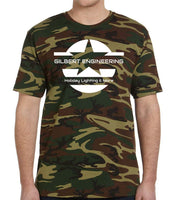 Gilbert Engineering Camo Shirts!