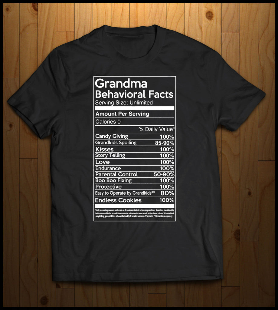 Grandma Facts