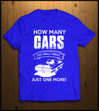 How many Cars do I need?