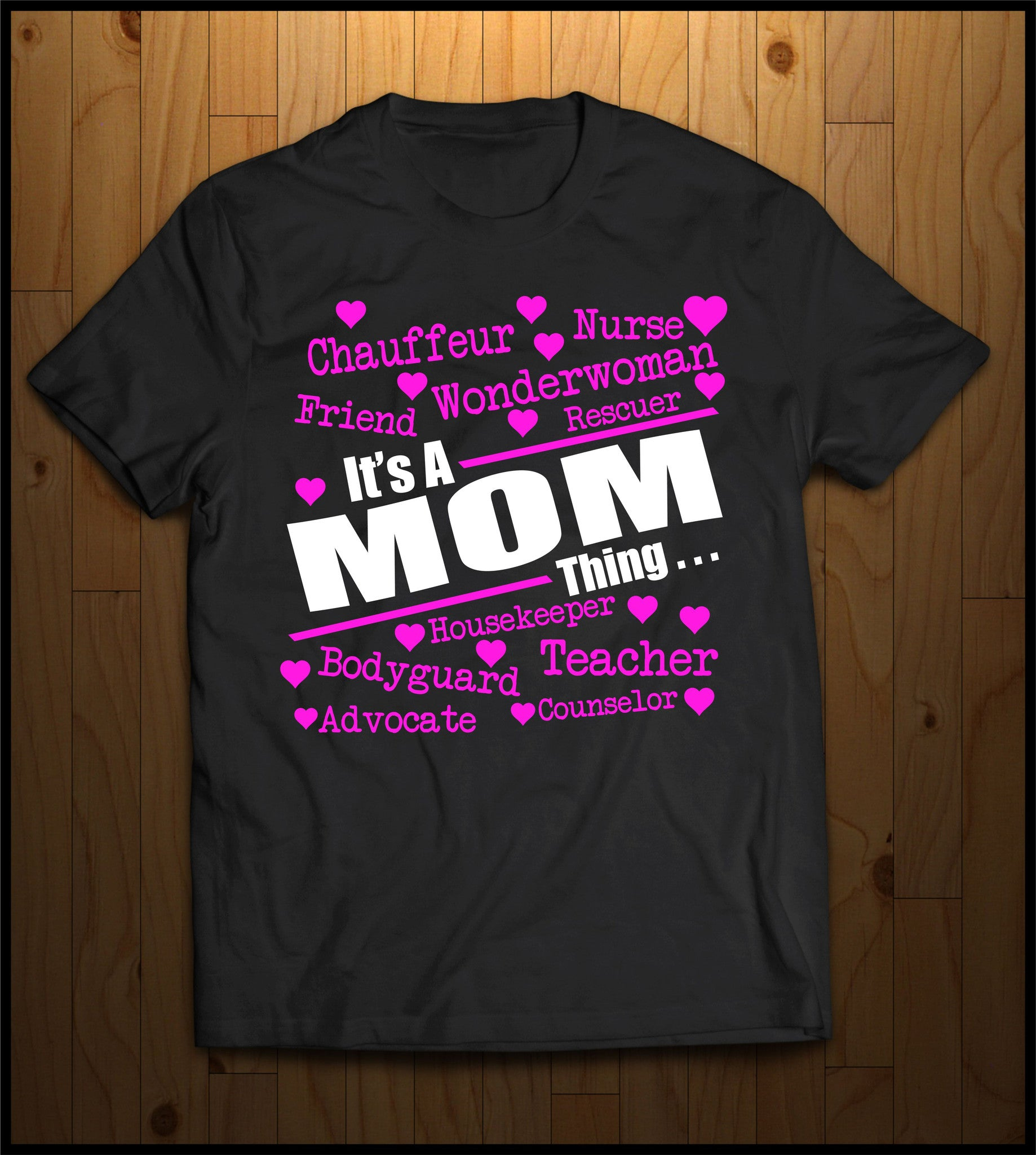 Its a mommy thing