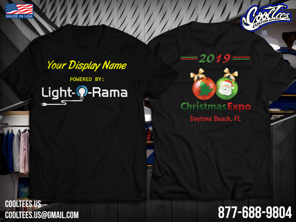 Christmas Expo Shirt [LOR]
