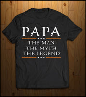 Papa [The Man~The Myth~The Legend]