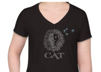 CAT Wear Rhinestone BLNG! [FREE SHIPPING]