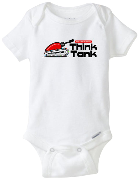 Think Tank Kids [onesie]
