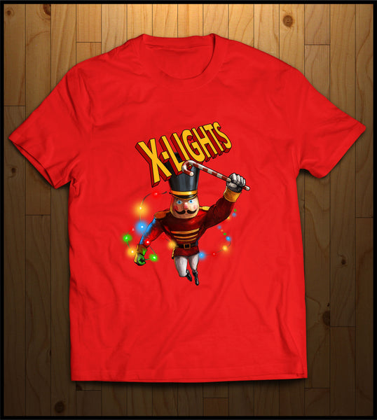 xLights Retro Logo T-Shirt