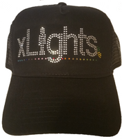xLights Baseball Cap (Embroiderd or Rhinestones)