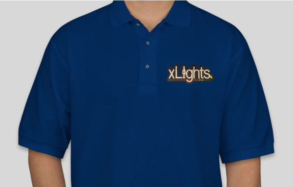 xLights Polo Shirt