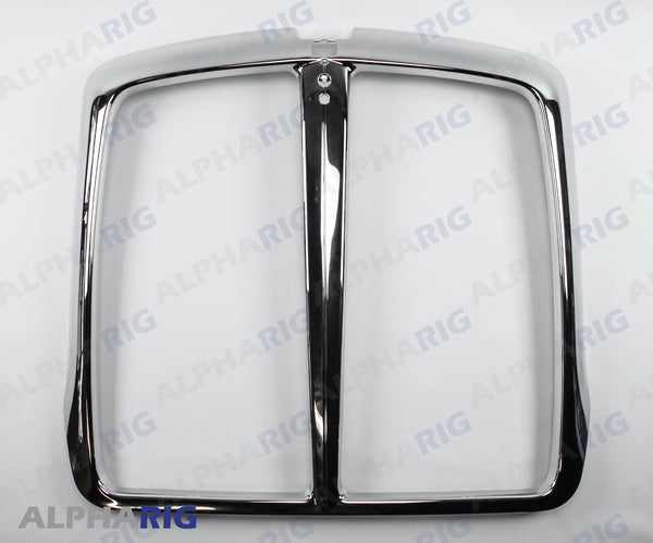 KENWORTH T660 FRONT GRILLE 2007+ CHROME