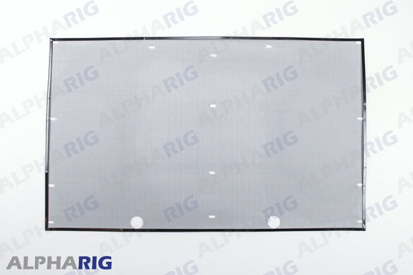 FREIGHTLINER CASCADIA BUGSCREEN FOR GRILLE 2008+ BLACK