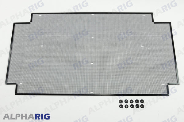 FREIGHTLINER CENTURY BUGSCREEN FOR GRILLE 2005-2011 BLACK