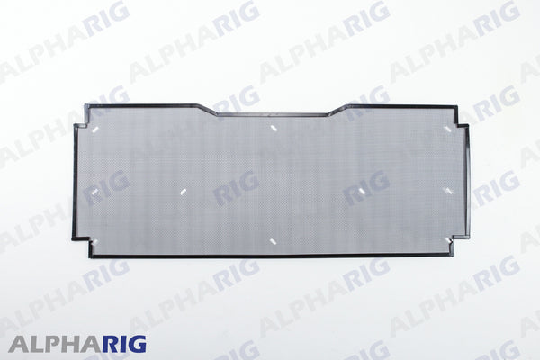 FREIGHTLINER COLUMBIA BUGSCREEN FOR GRILLE 2002-2011 BLACK