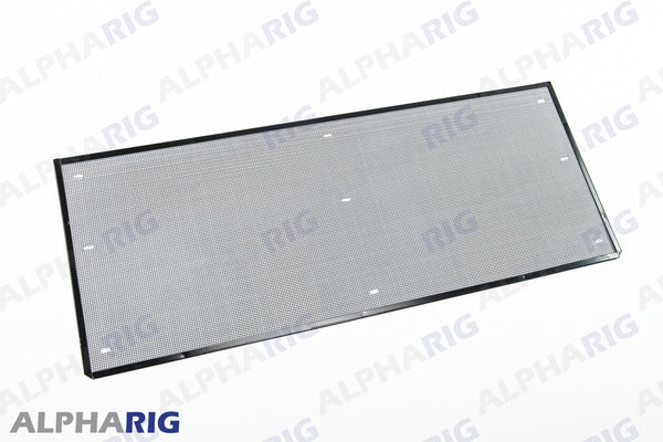 FREIGHTLINER M2 106 BUGSCREEN FOR GRILLE 2003+ BLACK