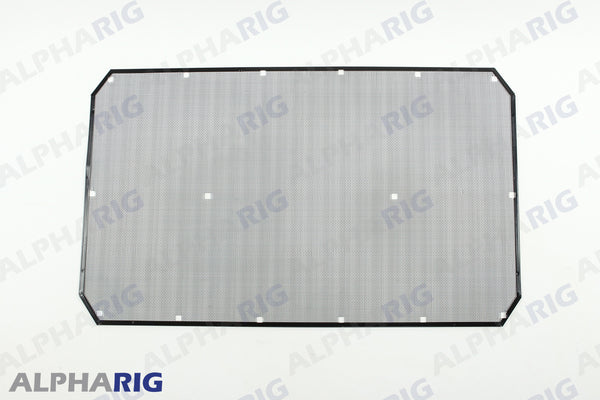 VOLVO VN BUGSCREEN FOR GRILLE 1996-2003 BLACK