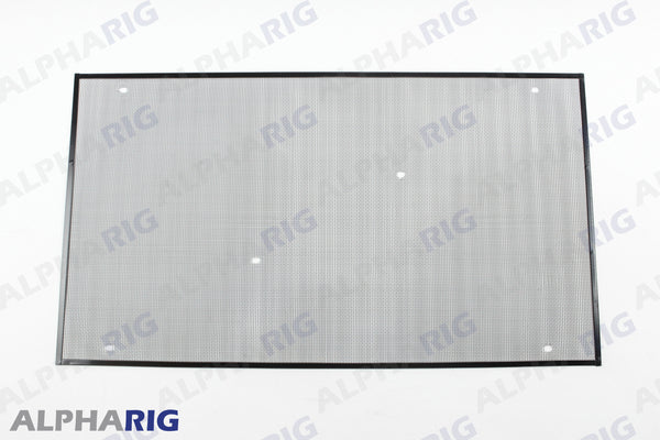 VOLVO VN BUGSCREEN FOR GRILLE 2004+ BLACK