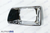 KENWORTH T300 FRONT HEAD LIGHT BEZEL LEFT 1997-2008 CHROME