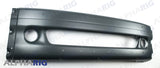 FREIGHTLINER COLUMBIA FRONT CENTER BUMPER 2002-2011 GRAY
