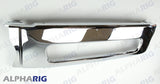 FREIGHTLINER M2 112 FRONT CENTER BUMPER 2003-2012 CHROME