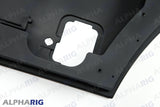 MACK MR / MRU  LEFT DOOR w/DOOR HINGE 1978-2011 BLACK