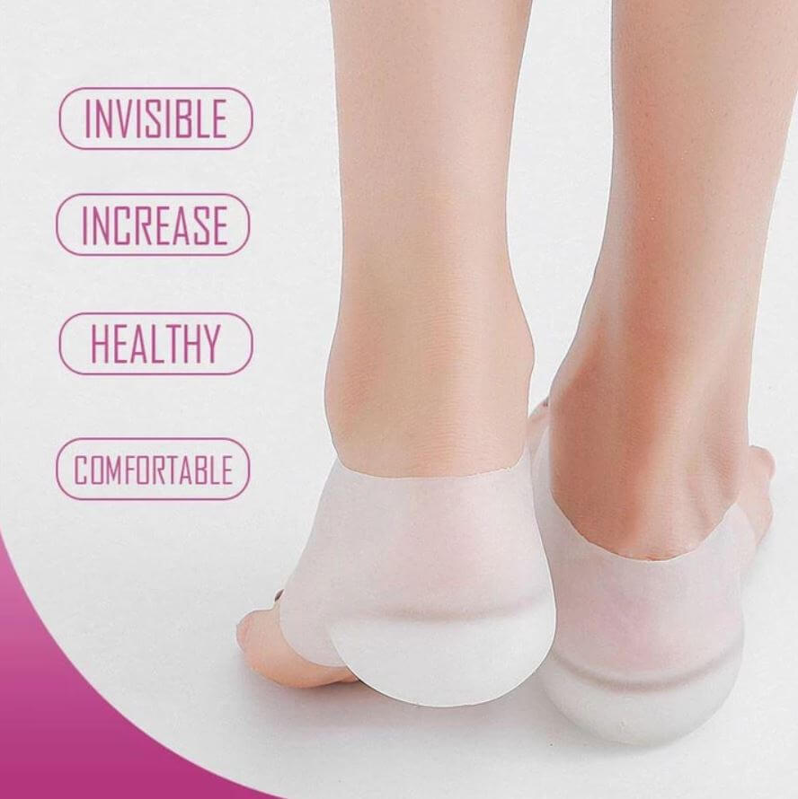 Invisible Height Booster Insoles