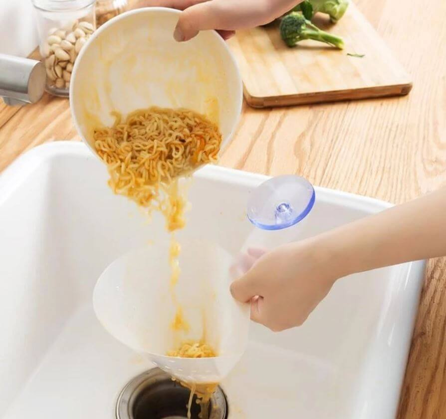 FREE TODAY - SharpClean™ Sink Leftovers Filter