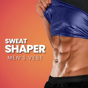 Men's Sweat Shaper Vest