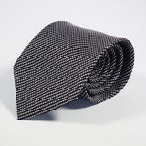 New Fashion Accessories Necktie High Quality 8cm Men's ties for suit business wedding Casual Black Red - Unrestory