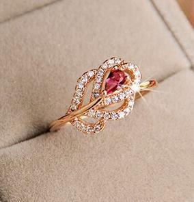 Red Rose Ring - Unrestory