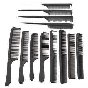 12 Style Combs