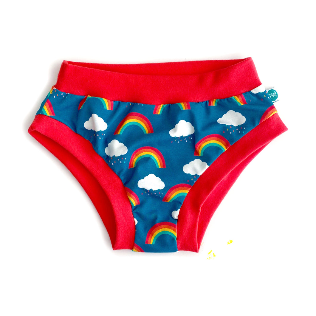 Rainbow Adult Pants