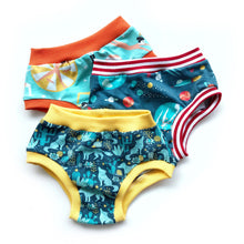 Pants 5-6 Mixed Pack of 3