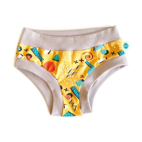 Yellow Memphis Ladies Pants