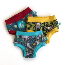 Pants 4-5 Mixed Pack of 3