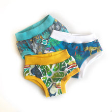 Pants 1-2 Mixed Pack of 3