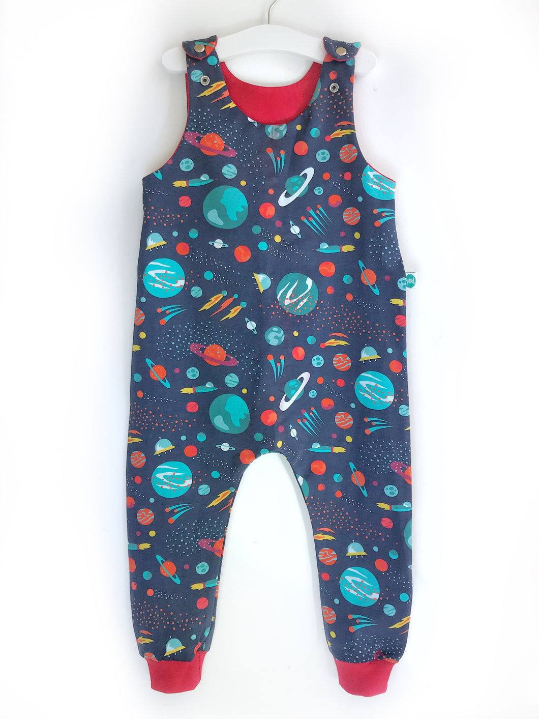 Space Dungarees